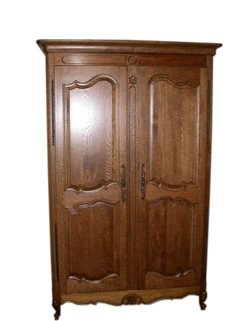 Louis Armoire - french provincial furniture