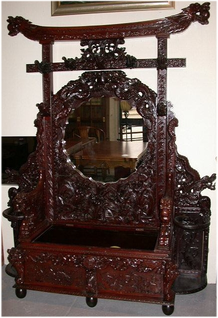 Cabinet- Oriental Antique Furniture - Emwa.com.au - Cabinet - Chinese, Japanese Antique Furniture - Sydney