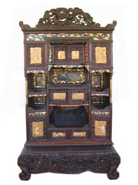 wedding shrine - oriental antiques - Antique Chinese Altar Table - Oriental Antique Furniture - Sydney