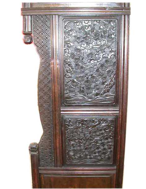 Antique chinese altar table oriental for Oriental furniture australia