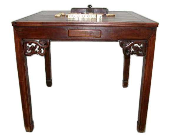 mahjong table   Chinese antique furniture. www emwa com au   Antique Chinese Mah Jong Table   Oriental