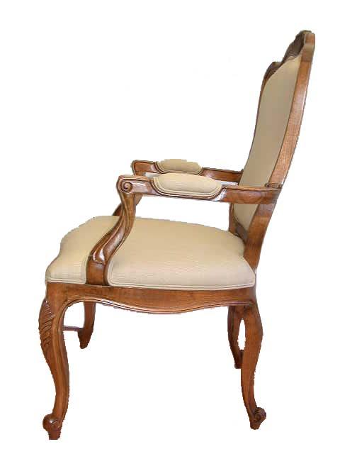 wwwemwacomau Chair The Louis Armchair French Provincial