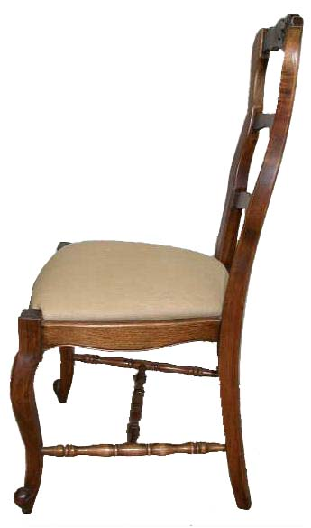 Chair The Lyon French Provincial Furniture French Count