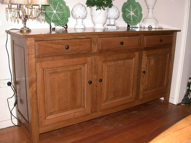 French Provence Sideboard