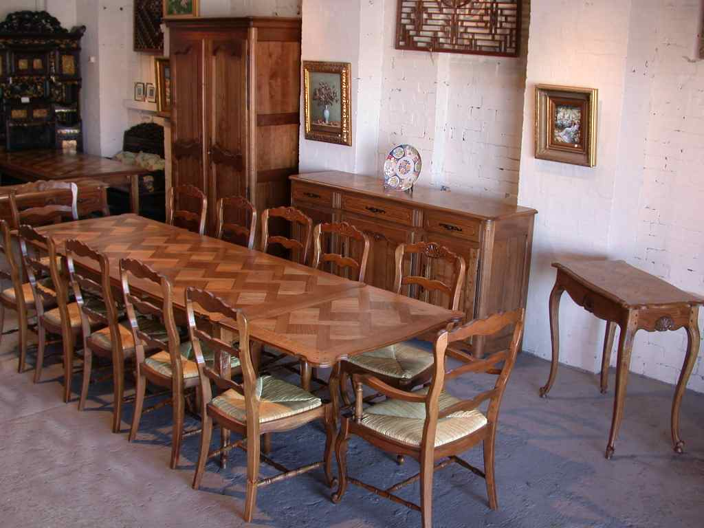 Table French Provincial Furniture